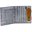 Xcelite 99PS50 13-piece Series 99 Compact Screwdriver & Nutdriver Set