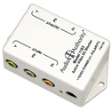 Audio Authority 1183 Active Video DC Blocker