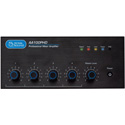 Atlas AA100PHD 100W 4 Input Mixer Amplifier with PHD Circuit