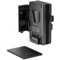 Anton Bauer 8075-0263 V-Mount 24V Sharkfin Battery Bracket for ARRI Alexa 65/SXT