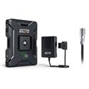 Anton Bauer 8275-0131 68Wh Titon Base P-Tap Charger Kit for Blackmagic Pocket Cinema Cameras Lemo Input