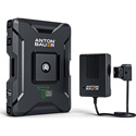 Anton Bauer 8275-0149 Titon Base Kit/Battery and P-Tap Charger for Blackmagic Pocket Cinema/Sony A7/Canon 6D