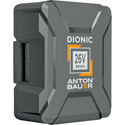 Anton Bauer Dionic 26V 98 Gold Mount Plus Battery -  25.4 volts 99Wh