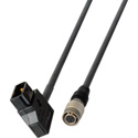 PowerTap to Hirose 4-Pin Female DC Power Cable - 1-Foot