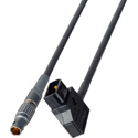 PowerTap to Lemo 2-Pin Male DC Power Cable - 1-Foot