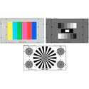 Vertex HD Mini Series Color Reference 16:9 and 4:3 Charts