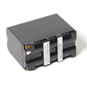7.2V 6000Mah Li-ion battery for Sony NP-F960