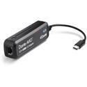 Audinate ADP-USBC-AU-2X2 Dante AVIO USB-C IO Adapter - 2x2 Audio Channels