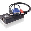 ADDER ALIF100T-VGA Infinity 100T Zero U High Performance - IP-Based KVM (Keyboard - Video - Mouse) Transmitter