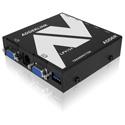Adder ALPV154T-US AdderLink 4 Port Multipoint Digital Signage Extender Transmitter over CAT-X Cable