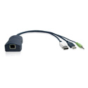 Adder CATX-DP-USBA CATx DisplayPort - USB and Audio CAM