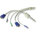 Adder CCSUN KVM Interface Cable SUN 8 Pin & VGA - PS/2 & VGA - 6 Feet/2m
