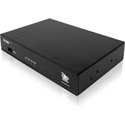 Adder XDIP-PSU-US - Single Node - Point to Point or KVM Matrix over IP Switcher - HDMI - USB 2.0 Audio with PSU NO POE