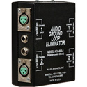 Allen Avionics AGL-600-2 Audio Ground Loop Isolation Transformer