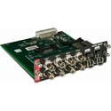 Allen & Heath AH-M-DL-SMADI-A superMADI dLive  Audio Networking Card - 4 MADI Links Via BNC & SFP - 128x128 96k