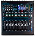 Allen & Heath QU-16C 16 Channel Rackmountable Digital Mixer - Chrome Edition