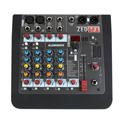 Allen & Heath ZED-6FX Compact 6 Input Analogue Mixer with FX