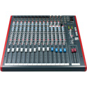 Allen & Heath ZED18 18-Channel Multipurpose USB Mixer for Live Sound and Recording