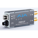 AJA FiDO-2T-MM 2-Channel 3G-SDI to Multi-Mode LC Fiber Transmitter