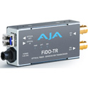 AJA FiDO-TR 1-Channel 3G-SDI/LC Single-Mode LC Fiber Transceiver