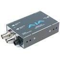 AJA HA5 HDMI to SD/HD-SDI Video and Audio Converter - Bstock (Broken Seals - Missing Inside Packaging - Used)