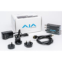 AJA Hi5 HD-SDI/SDI to HDMI Video and Audio Converter - B-Stock (Cosmetic Damage/No EU Adapters)
