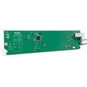 AJA OG-FiDO-TR-12G openGear 12G-SDI/LC Single Mode LC Fiber Transceiver