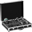 AKG 2581H00160 High-Performance Drum Microphone Set