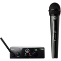 AKG 3347X00120 WMS40 Mini Single Vocal Set Wireless Mic System - Band - US25B