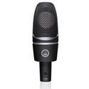 AKG C3000 Studio Condenser Mic with Shock Mount