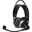 AKG HSD171 Professional Closed-Back Headset with K 171 headphones and Dynamic Mic for Broadcast and Recording Use