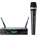 AKG WMS470 Wireless Microphone System with D5 Handheld Mic - Band 8 (570.1-600.5MHz)