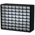 Photo of Akro-Mils 10164 64 Drawer Plastic Frame Connector & Fastener Storage Cabinet