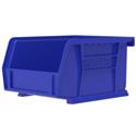 Akro-Mils 30210 5-1/4in x 4-1/8in x 3 Akro Bin- Blue