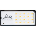 Aladdin AMS-02T / D EYE-LITE Bi-Color Dimmable Mini Light Fixture (3000 - 6000K)