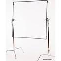 Aladdin AMS-4X4FRAME 4 X 4 ft. Frame for FLEXLITE1 / BI-FLEX1 / BI-FLEX2 / BI-FLEX4 Panels