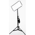 Aladdin AMS-FL100BI KIT VM - BI-FLEX2 Bi-Color LED Panel Kit with V-Mount