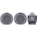 Alfatron ALF-CMW102 USB Fixed-Angle 1080P HD Camera w/ 2 Wireless Speaker Phones