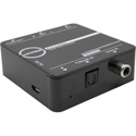 Alfatron ALF-CVDAC TOSLink/Coax Digital to RCA/3.5mm Analog Audio Converter
