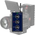 Ambient Recording ACN-NL-RD NanoLockit Pro Kit RED for RED Epic Weapon Helix Monstr DSMC 1&2 Excluding Redvolt