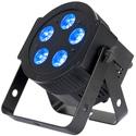ADJ 5PX HEX LED Par Fixture with 5 x 12-Watt 6-IN-1 HEX LEDs