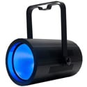 ADJ COB CANNON WASH LED Par Can with Advanced RGBA COB (Chip On Board) Technology