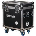 ADJ DRC MH Rugged Road Case Fits 2 ADJ Focus Spot 4Z/Focus Beam LED - Focus Spot Three Z or Vizi Beam RXONE Moving Heads