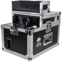 ADJ ENT300 Entour Haze Pro Professional Grade Haze Machine with Built-In Flight Case