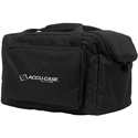 ADJ Accu-Case F4 Par Bag - Soft Padded Transport Bag for Modern Flat Par Fixtures