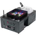 ADJ FOG639 Fog Fury Jett Pro High Output Vertical Fog Machine w/ Built-In LEDs & WiFLY DMX Control
