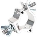 ADJ JR-CLAMP Medium Duty Clamp for 35mm Tubing - Max Load Capacity 165lbs