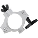 ADJ OSLIM PEARL Clamp Fits In-Between the V-Shaped Truss Braces or Use for Hanging Small Fixtures Under 28 Pounds