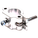 ADJ PRO-CLAMP 360 Degree Aluminum Clamp - Max Rating of 1100 Pounds - Fits 2-Inch Diameter Pipe