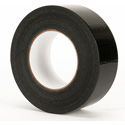 ADJ TAPE-2B Wide Area Tape to Cover Cables & Wires - 2-Inch - Black